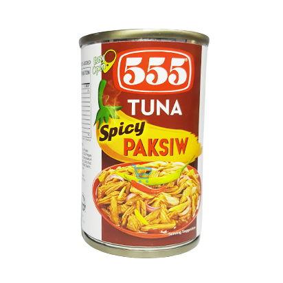 555 Sardines Spicy Paksiw 155g