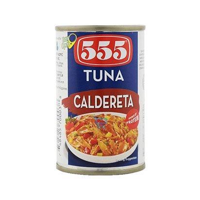 555 Tuna Caldereta 155g