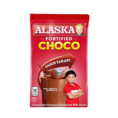 Alaska Fortified Choco Milk 300g