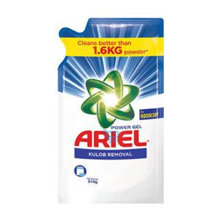 Ariel Liquid Detergent Kulob Indoor Dry Pouch 810g