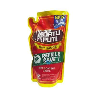 Datu Puti Soy Sauce 340ml