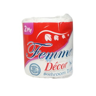 Femme Bathroom Tissue 2ply 1 roll
