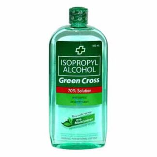 Green Cross 70% Isopropyl Alcohol 500ml