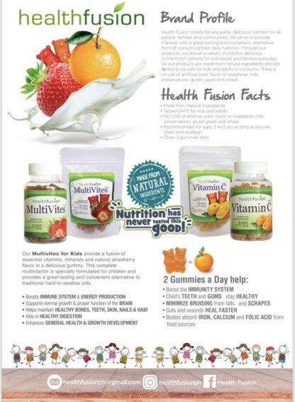 hf vitamins Info Sheet