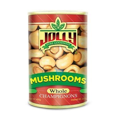 Jolly Whole Mushroom 400g