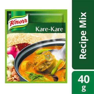 Knorr Kare Kare Mix 40g