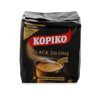 Kopiko Black 3n1 20gx10