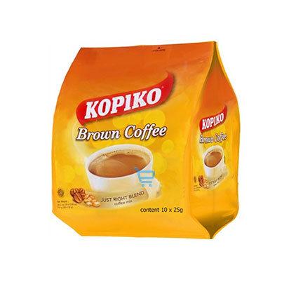 Kopiko Brown 25gx10s