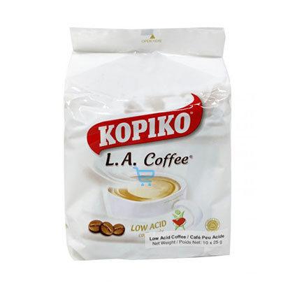 Kopiko LA Coffee 25gx10