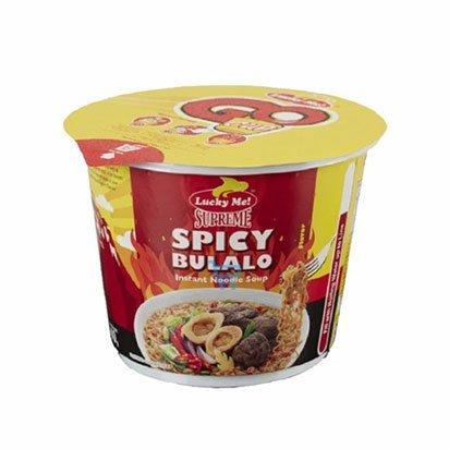 Lucky Me Supreme Mini Spicy Bulalo 40g