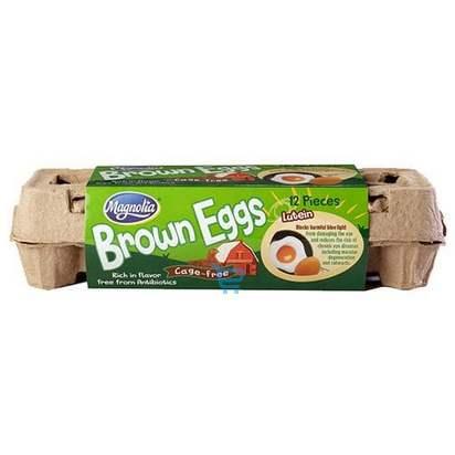 Magnolia Brown Eggs 12 Pieces