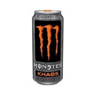 Monster Khaos Energy Drink 473ml
