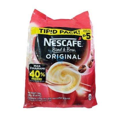 Nescafe Blend & Brew Original 28g 30pcs
