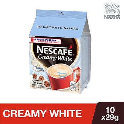 Nescafe Creamy White 29gx10s