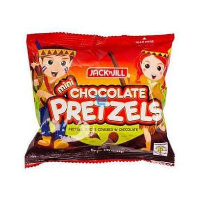 Pretzels Mini Chocolate 30g