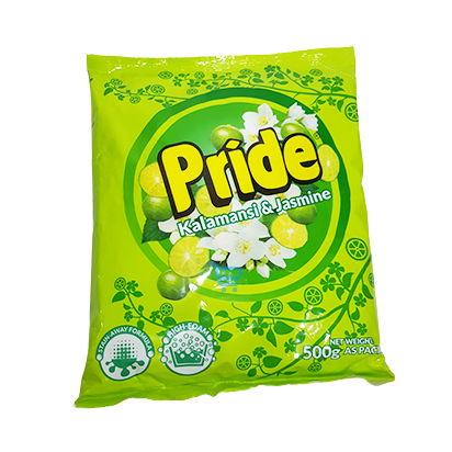 Pride Powder Detergent Kalamansi 500g