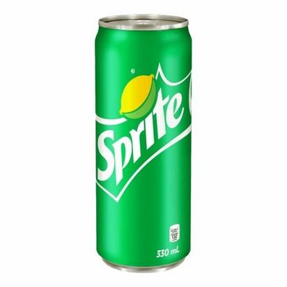 Sprite Softdrink Can 330ml