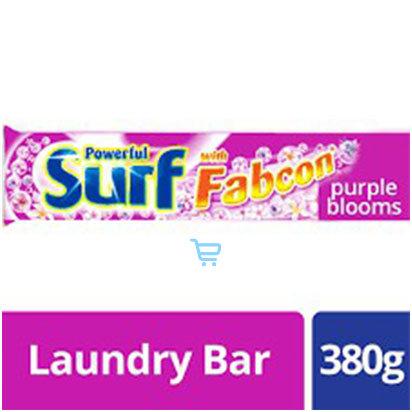 Surf Bar Purple Blooms 380g