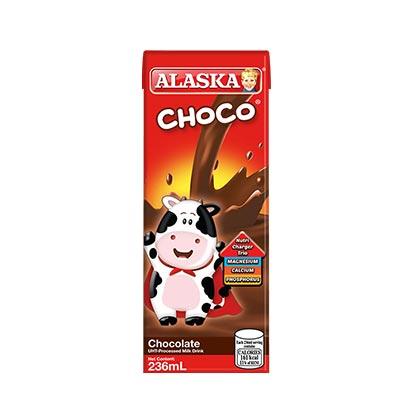 Alaska Choco RTD 236ml