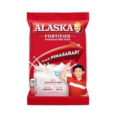 alaska powdered milk 80g