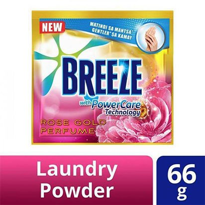 Breeze Powder Rose Gold Perfume 66g