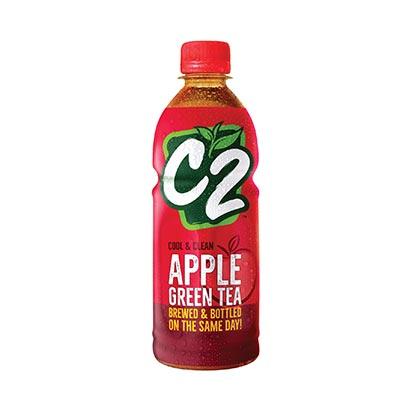 C2 Apple 355ml