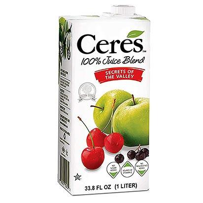 Ceres Secrets of the Valley Juice 1 Liter