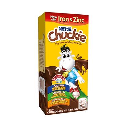 Nestle Chuckie Choco RTD 1 Liter