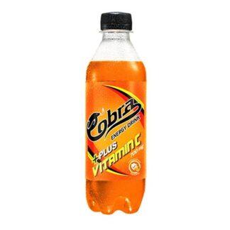 Cobra Energy Drink Plus Vitamins 350ml
