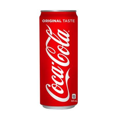 Coke Classic Can 330ml