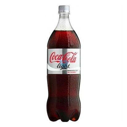 coke lighour.5 liter