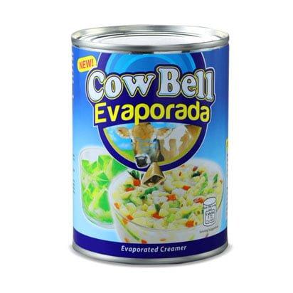 cow bell evaporada 370ml