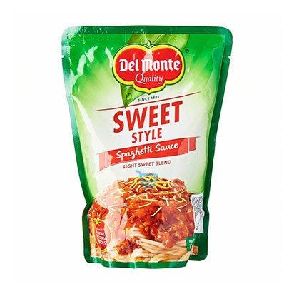 Del Monte Sweet Style Spaghetti Sauce 1kg