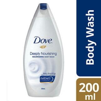 Dove Deeply Nourishing Body Wash 200ml