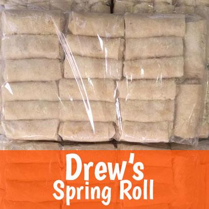 drews spring roll lumpia ubod