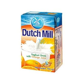 Dutchmill Yogurt Drink Orange 90ml