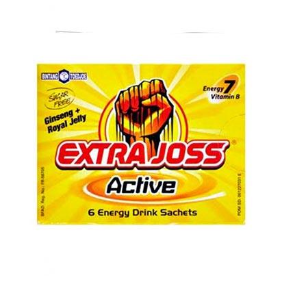 Extra Joss Energy Drink 6 Sachets
