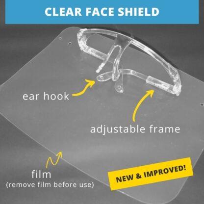 face shield easymart