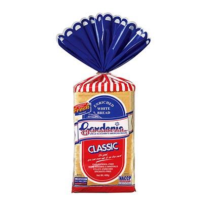 Gardenia Classic Bread 600g