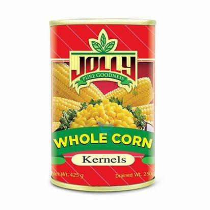 Jolly Whole Corn Kernel 425g