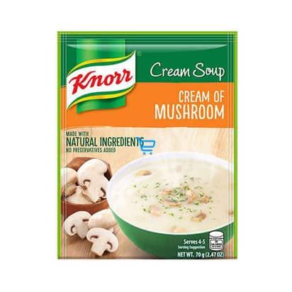 knorr mushroom cream