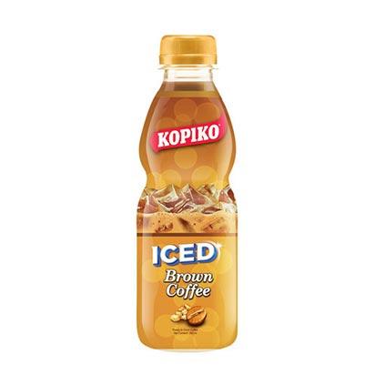 Kopiko Brown RTD Iced Coffee 240ml