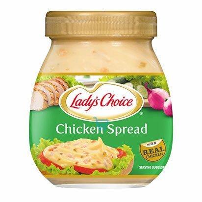 Lady'S Choice Chicken Spread 220ml