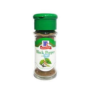 McCormick Black Pepper Ground 35g