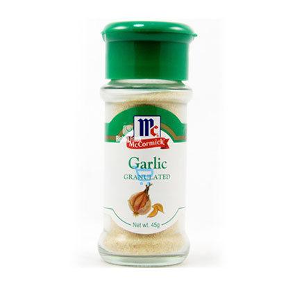 McCormick Garlic Granulated 45g