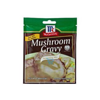 McCormick Mushroom Gravy Mix 25g
