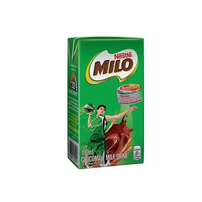 Milo Choco Malt RTD 110ml