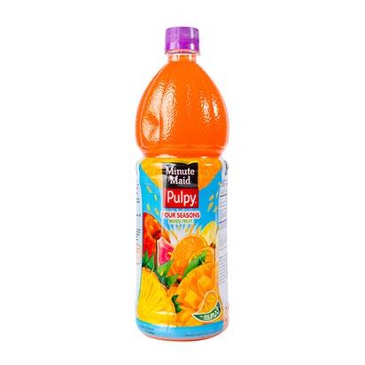 Minute Maid Four Seasons Juice Drink 1 Liter