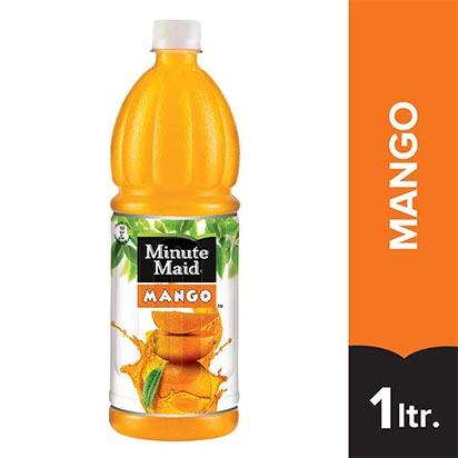 Minute Maid Mango Juice Drink 1 Liter