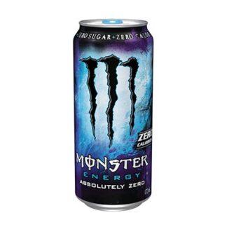 Monster Zero Energy Drink 473ml